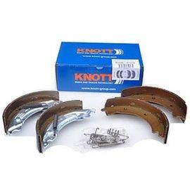 Knott Remschoenset 160x35 mm 16-1365