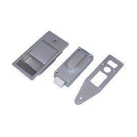 HABA Deurslot type 400 inclusief basis plaat,  binnenslot