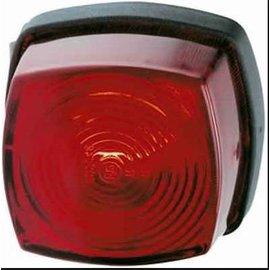 Hella Achterlicht opbouw rood