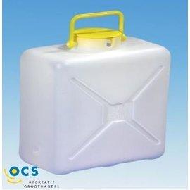 Jerrycan v. dompelpomp 14 liter