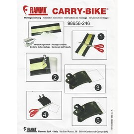 Fiamma kit antiscratch protection CB