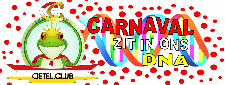 Carnaval, het zit in ons bloed