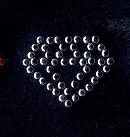 Niiniix Diamantjes per 3 stuks strass embleem Carnaval in Kruikenstad Tilburg