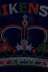Niiniix Masker met tekst Carnaval strass embleem Kruikenstad Tilburg