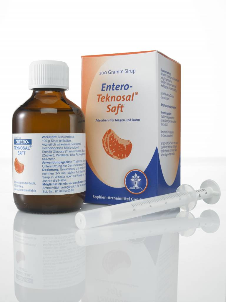 Entero-Teknosal® - Saft 200 g