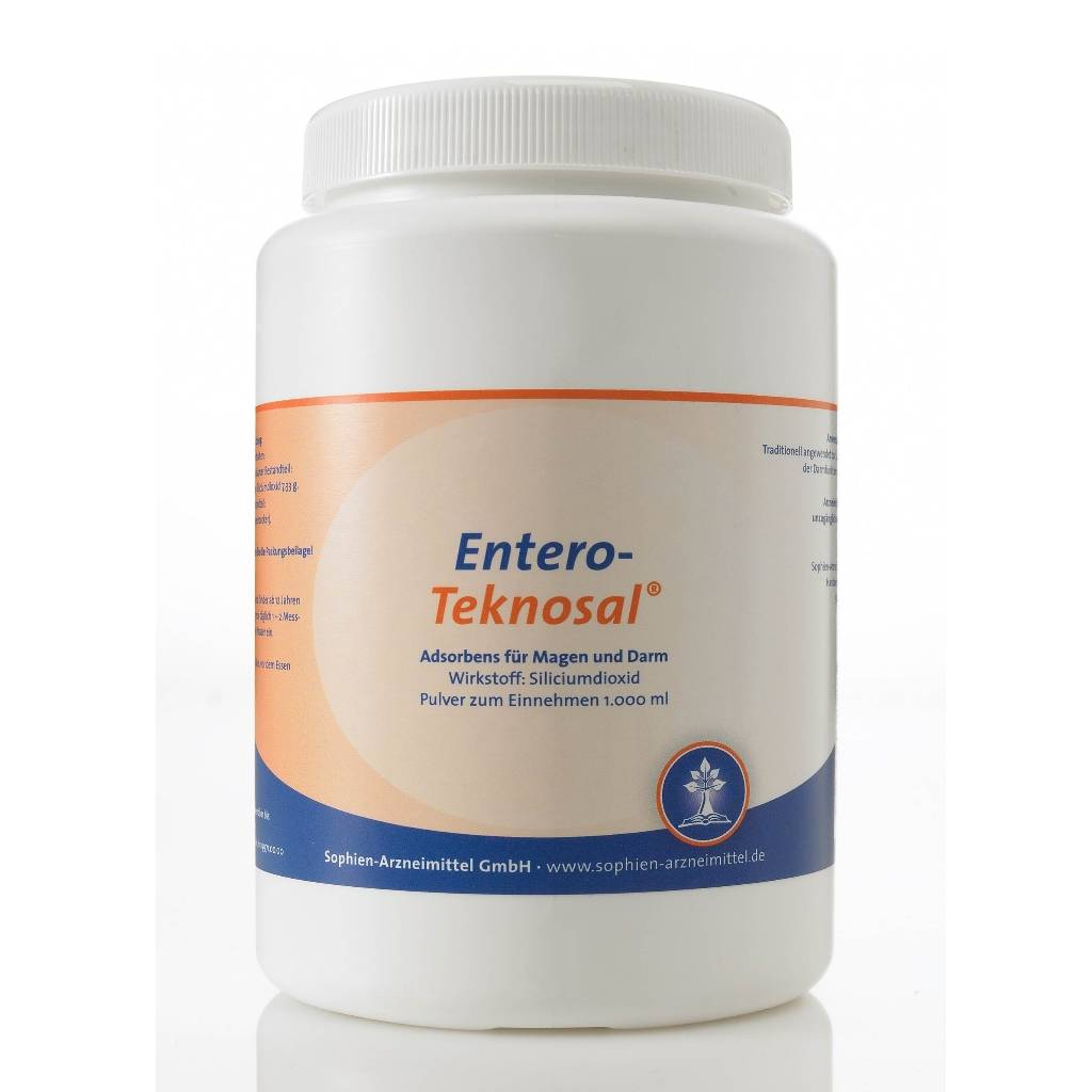 Entero-Teknosal® - Pulver 1000 ml