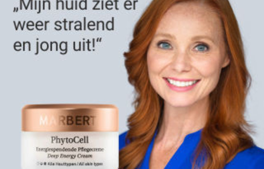 PhytoCell Deep Energy cream is mijn favoriete dagcrème