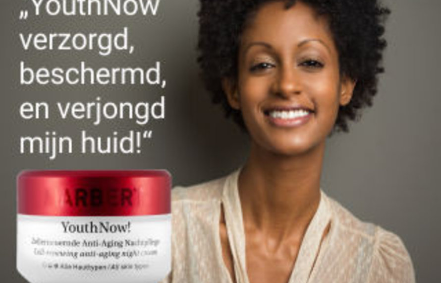 YouthNow, de alles-in-1 cream voor de 30+ers