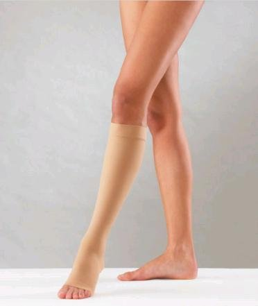 Sanyleg Therapeutical Stocking - AD Class I 18-21 mmHg - closed toe