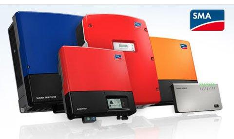 Axitec Set van 15 300 Wp Axitec BlackPremium incl. SMA SB 3,6 TL en K2 montagesysteem voor pannendaken opstelling 3x5