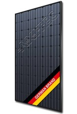Axitec Set van 25 300 Wp Axitec BlackPremium incl. SMA STP7000 TL-20  en K2 montagesysteem voor pannendaken opstelling 5x5