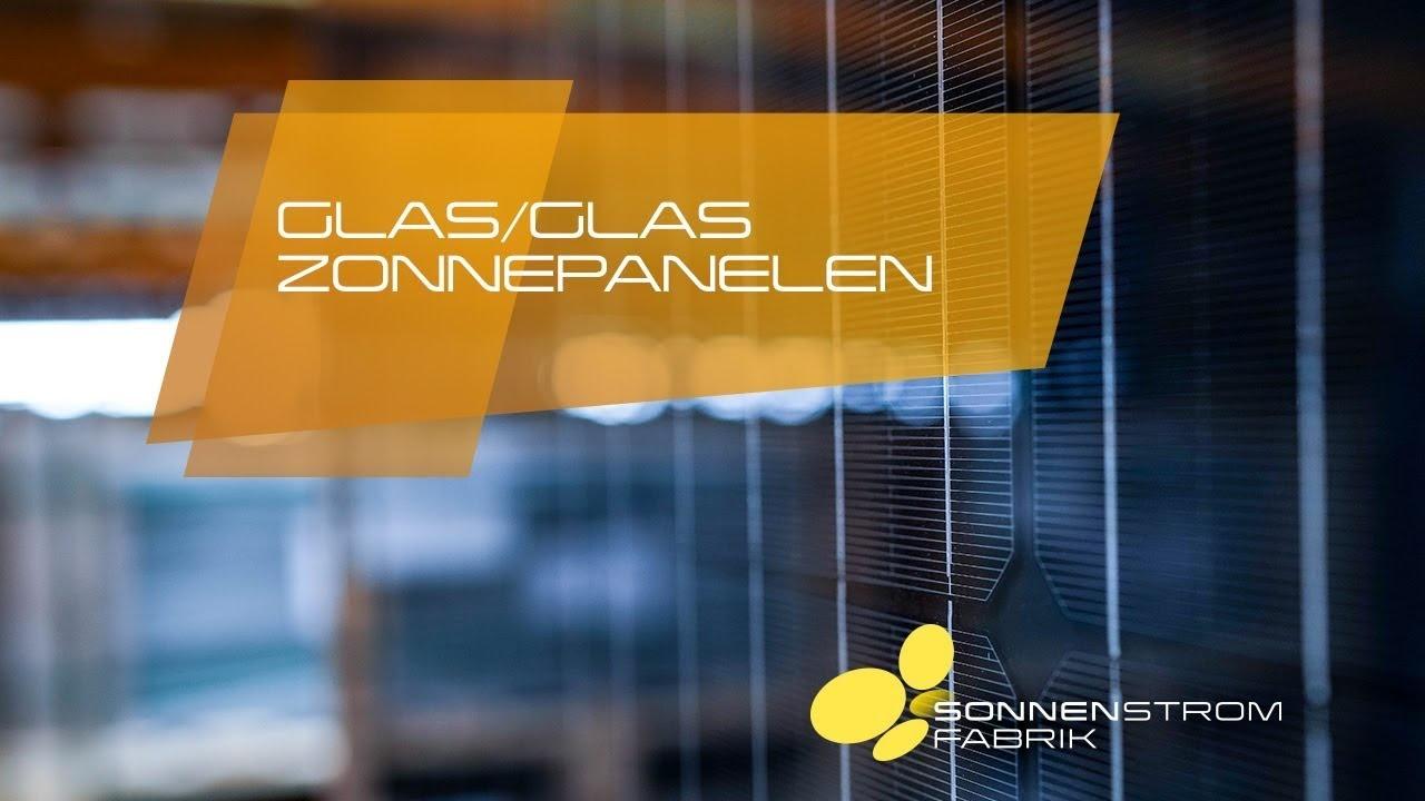Set van 12 Duitse 320 Wp mono glas glas zonnepanelen van Sonnenstromfabrik,en Clickfit Evo  montagesysteem voor pannendaken opstelling 3x4
