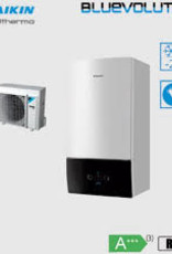 "Daikin Altherma "" All in One""vloermodel 8 kW 230 liter boiler"