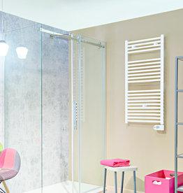 Masterwatt Towelrail Smart elektrische badkamerradiator l=478mm h=933mm 300 Watt