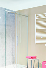 Masterwatt Towelrail Smart elektrische badkamerradiator l=528mm h=1563mm 700 Watt