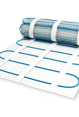 Masterwatt Topfloor mat 2,5 vloerverwarmingsmat 500 x 5000mm 0,43kW