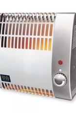 Masterwatt Robuust Basic elektrische convector h=450mm l=600mm 1500 Watt met voetsteun