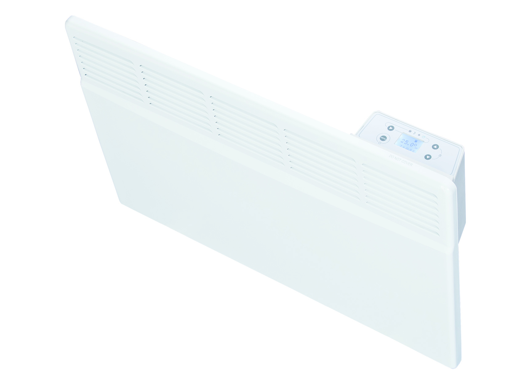 Masterwatt Robuust Smart Eco elektrische radiator h=450mm l=530mm 500Watt