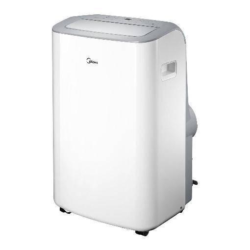 Midea Midea Silent Cool 26 Pro Mobiele Airconditioning (Small Body) (Koelen)