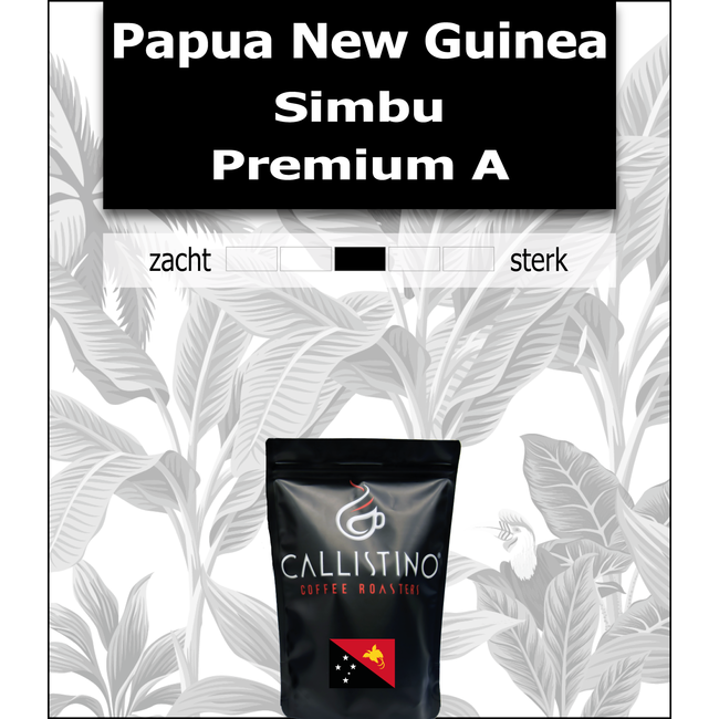 Papua New Guinea Simbu Premium A