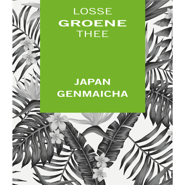 Japan Genmaicha