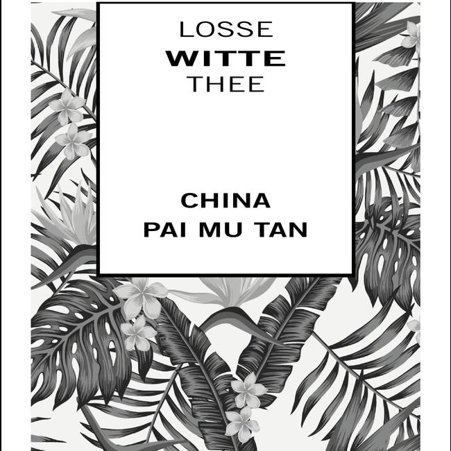Witte thee Pai Mu Tan