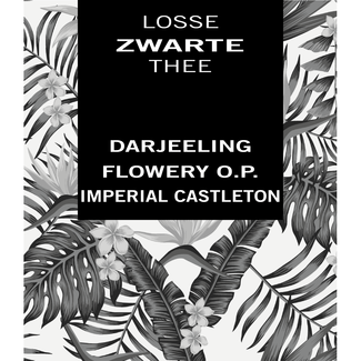 Darjeeling Flowery O.P.  Imperial Castleton