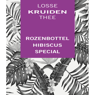 Hibiscus - Rozenbottel special