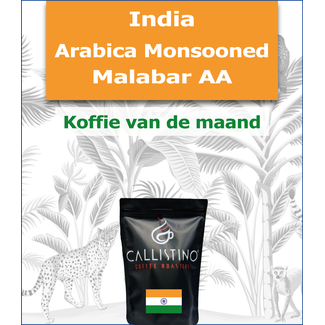 India - Arabica Monsooned - Malabar AA