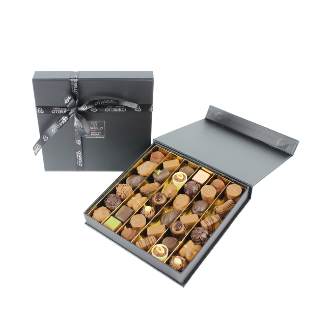 Pralines in Luxe Box