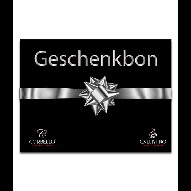 Corbello's Geschenkbon