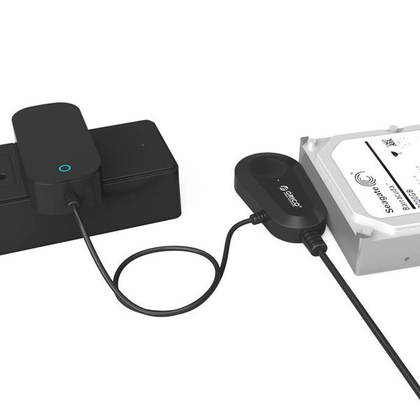 Orico USB 3.0 naar SATA HDD en SSD Adapter Kabel Converter 2.5 en 3.5 inch SATA schijven 5Gbps, SATA I, II en III
