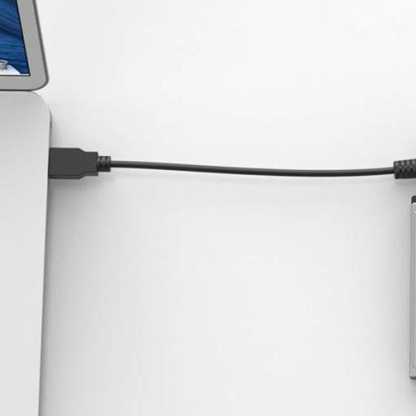 Orico USB 3.0 zu SATA HDD- und SSD-Adapterkabelkonverter 2,5- und 3,5-Zoll-SATA-Laufwerke mit 5 Gbit / s, SATA I, II und III