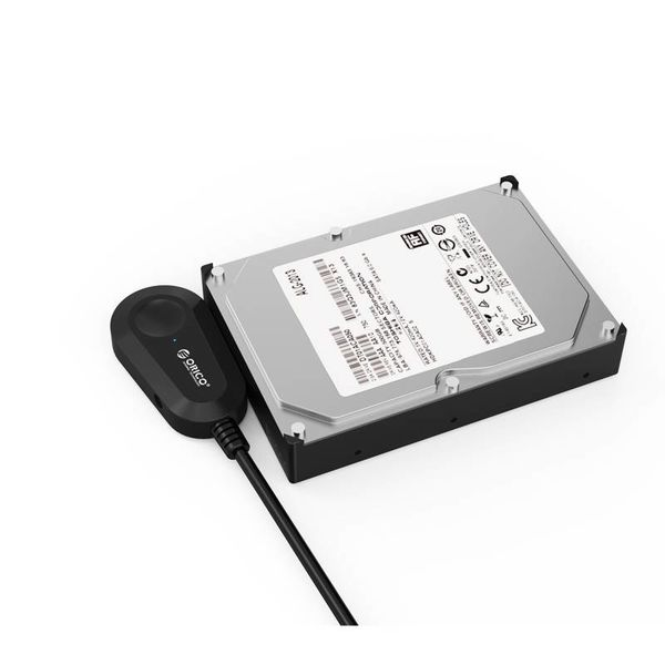 Orico USB 3.0 to SATA HDD and SSD Adapter Cable Converter - 2.5 inch SATA drives - 5Gbps, SATA I, II and III