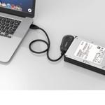 Orico USB 3.0 pour disque dur SATA et SSD Convertisseur adaptateur câble - 2,5 pouces disques SATA - 5 Gbps, SATA I, II et III