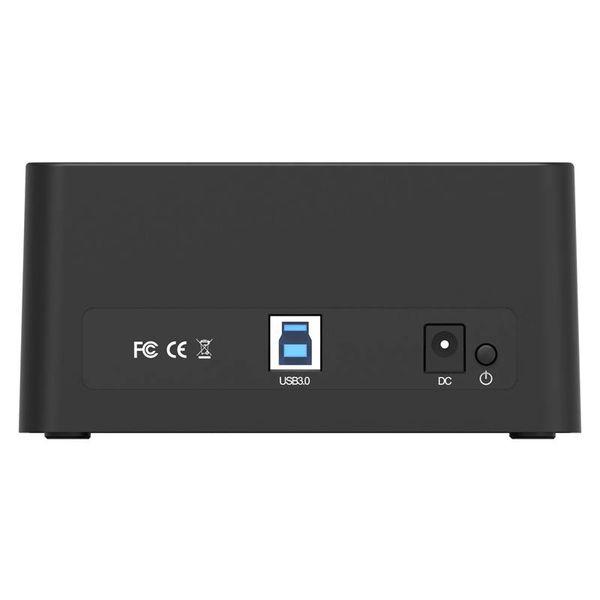 Orico USB 3.0 SATA-Dockingstation für 2,5 und 3,5 Zoll-Festplatten