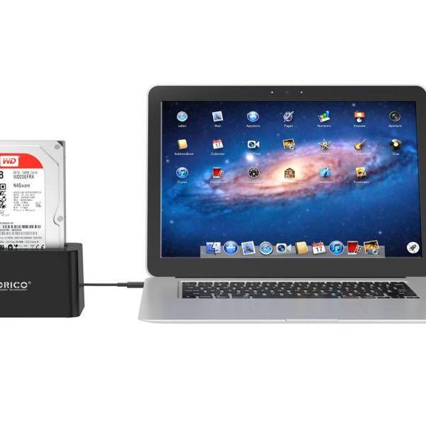Orico USB 3.0 SATA Station d'accueil pour disques durs 2,5 et 3,5 pouces
