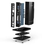 Orico Universeel USB 3.0 Docking Station met HDMI, DVI en Gigabit Ethernet