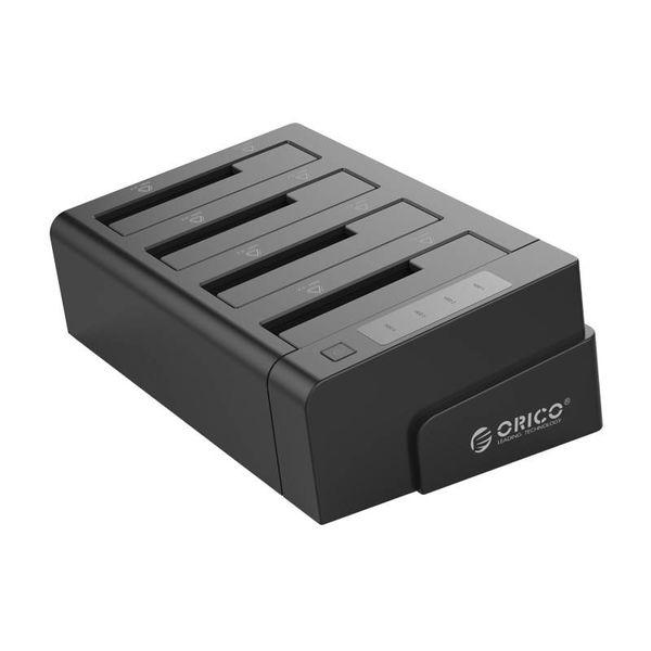 Orico 4 Bay SATA naar USB 3.0 Extern HDD Docking Station met duplicate / clone functie multi bay