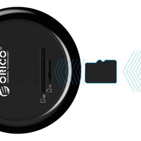 Orico USB 3.0 Ports HUB 6 BC1.2 SD et TF USB3.0 Câble 1 mètre