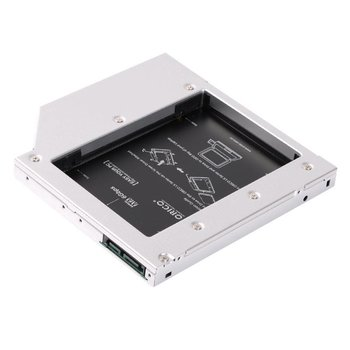 Orico Aluminum Harde Schijf Bracket voor laptop 12.7mm