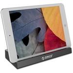 Orico 4 USB 3.0 Ports Universal-Dockingstation Mobile & Tablet mit 1 Meter USB 3.0 Kabel - Schwarz