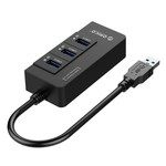 Orico USB3.0 Hub with Gigabit Ethernet Converter
