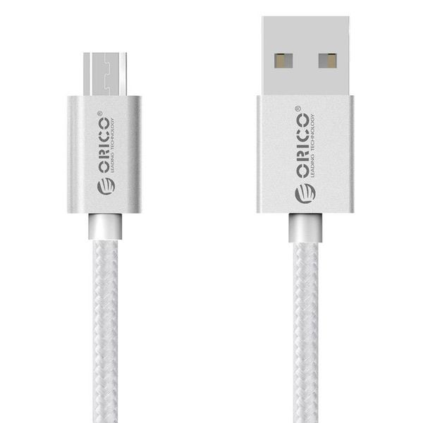Orico 1 meter strong 3A Micro USB data and charging cable For Smartphones & Tablets