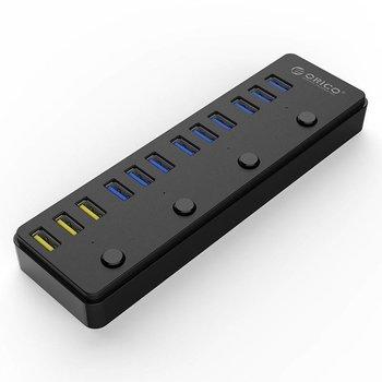 Orico 12 port multi-fonctionnel USB 3.0 moyeu BC1.2