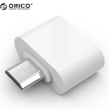 Orico Micro USB OTG adapter - wit