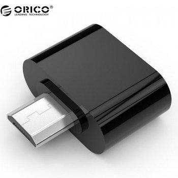 Orico Micro-USB-OTG-Adapter - schwarz