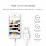 Orico USB-Ladegerät Ladegerät mini kompakte Reiseladegerät 1A / 5W - Weiß