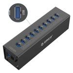 Orico 10 Port USB 3.0 HUB mit 12V Netzteil