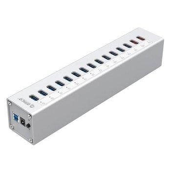 Orico 13-Port USB 3.0 Hub mit 12V Netzteil